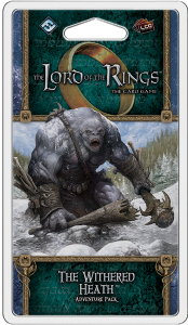 Lord of the Rings: The Card Game - The Withered Heath Adventure Pack (Ered Mithrin Cycle #1)